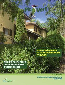 Journal Pic-Vert N°118