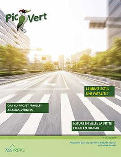 Journal Pic-Vert N°121