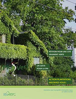 Couverture du Journal Pic Vert n°122